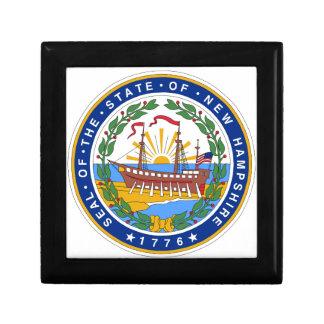 Boîte À Souvenirs Joint d'état du New Hampshire