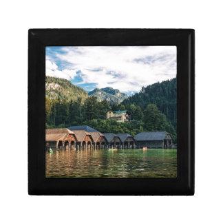 Boîte À Souvenirs Konigssee, lac des rois. L'Allemagne