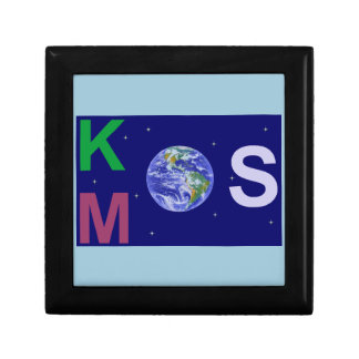 Boîte À Souvenirs Kosmos étoilé