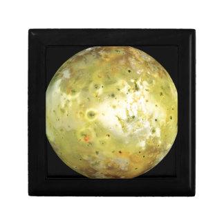 Boîte À Souvenirs La lune E/S de Jupiter