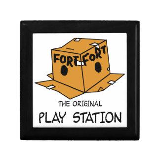 Boîte À Souvenirs La station originale de jeu