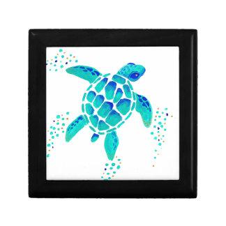 Boîte À Souvenirs La tortue de Neptune