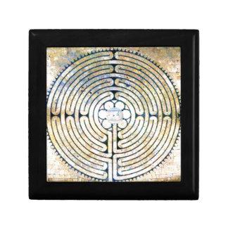 Boîte À Souvenirs Labyrinthe