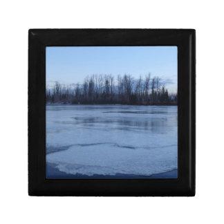 Boîte À Souvenirs Lacs alaska
