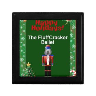 Boîte À Souvenirs Le ballet de Fluffcracker