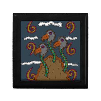 Boîte À Souvenirs Le Birdworms