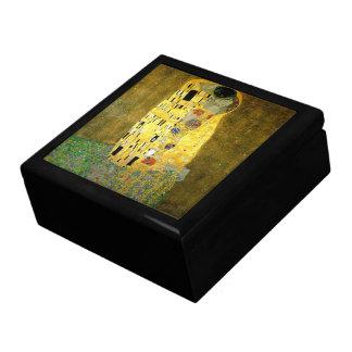 Boîte À Souvenirs Le ~ Gustav Klimt de baiser
