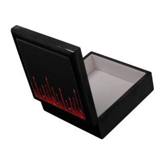 Boîte À Souvenirs Le sang de Falln s'égoutte le noir
