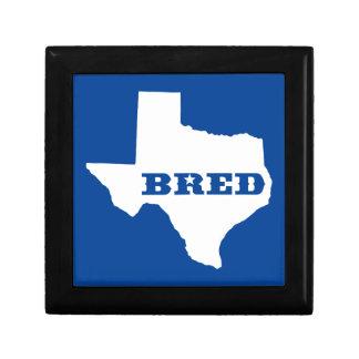 Boîte À Souvenirs Le Texas a multiplié
