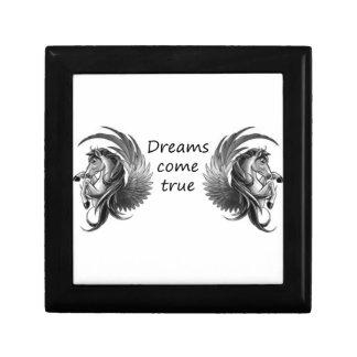 Boîte À Souvenirs les rêves viennent