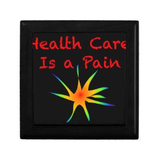 Boîte À Souvenirs Les soins de santé sont une douleur