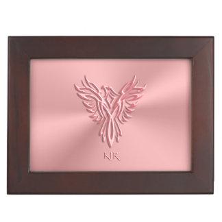 Boîte À Souvenirs Ma boîte d'inspirations - augmentation rose de