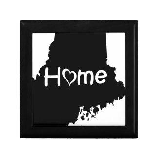 Boîte À Souvenirs Maine3