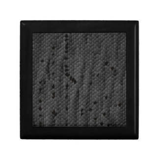 Boîte À Souvenirs Mamba noir dans illustré, art