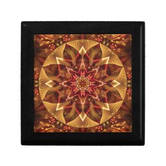 Boîte À Souvenirs Mandalas du coeur du changement 15, articles de