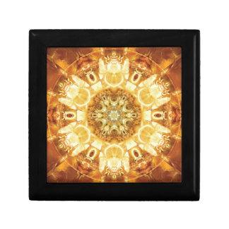 Boîte À Souvenirs Mandalas du coeur du changement 3, articles de