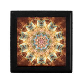 Boîte À Souvenirs Mandalas du coeur du changement 4, articles de