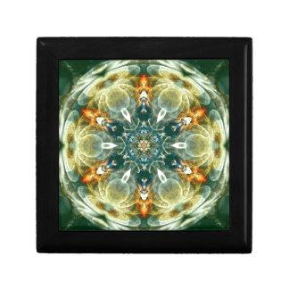 Boîte À Souvenirs Mandalas du coeur du changement 6, articles de