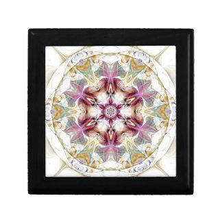 Boîte À Souvenirs Mandalas du coeur du changement 7, articles de