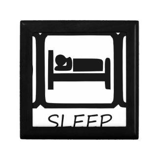 BOÎTE À SOUVENIRS MANGEZ SLEEP3