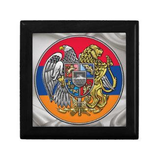 Boîte À Souvenirs Manteau arménien de la boîte-cadeau V2 de bras