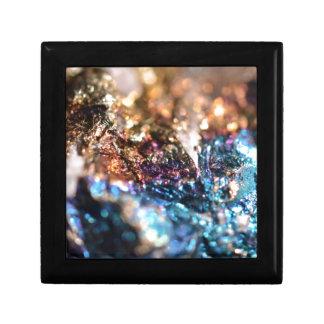 Boîte À Souvenirs Minerai de paon