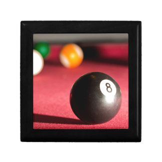 Boîte À Souvenirs Miscellaneous - Pool Table Patterns Four