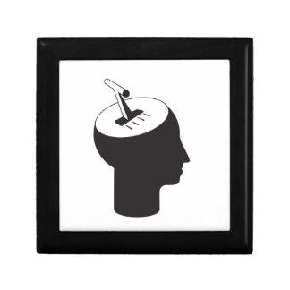 Boîte À Souvenirs mode de cerveau - levier de pensée de décalage