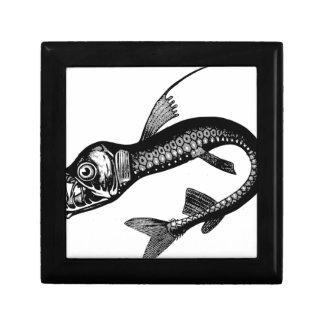 Boîte À Souvenirs Monstre de mer