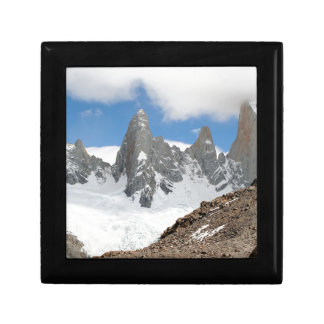 Boîte À Souvenirs Montagnes de parc national de glacier, Argentine