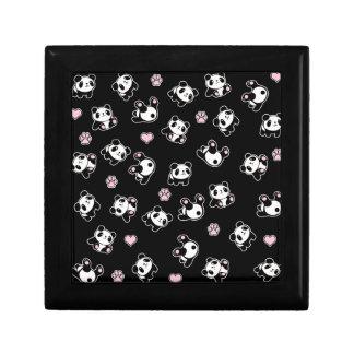 Boîte À Souvenirs Motif de panda