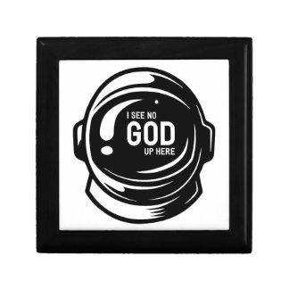 Boîte À Souvenirs Ne pas voir le Dieu
