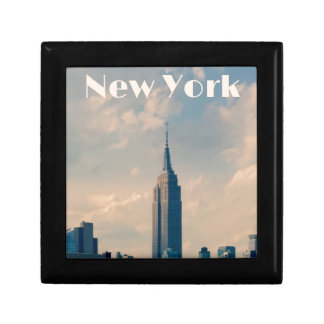 Boîte À Souvenirs New York City