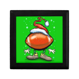 Boîte À Souvenirs Noël du football