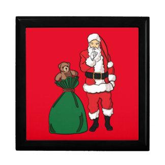 Boîte À Souvenirs Noël le père noël