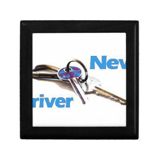 Boîte À Souvenirs Nouveau conducteur