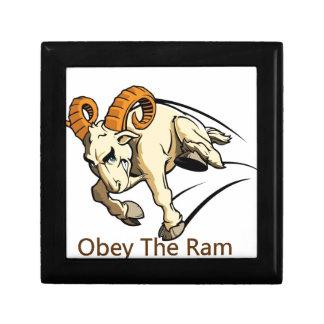 Boîte À Souvenirs Obéissez la RAM