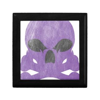 Boîte À Souvenirs Os de crâne