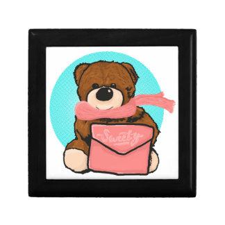 Boîte À Souvenirs Ours de bonbon