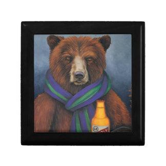 Boîte À Souvenirs Ours de Grizzley