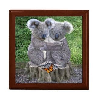 Boîte À Souvenirs Ours de koala de bébé Huggies