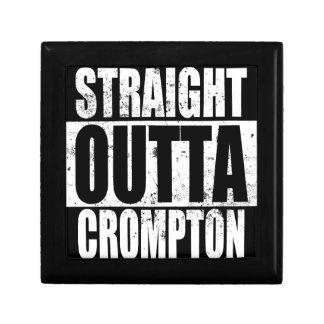 Boîte À Souvenirs Outta droit Crompton (Oldham)