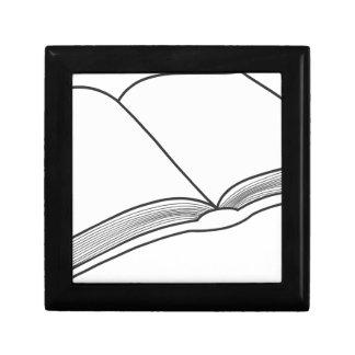 Boîte À Souvenirs Ouvrez le livre