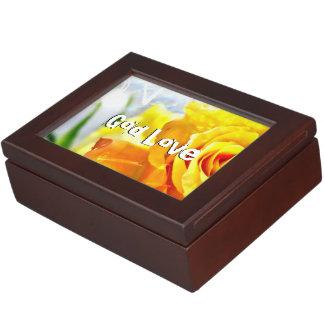 Boîte À Souvenirs Paix d'amour de Dieu