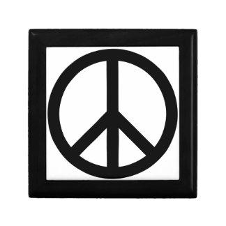 Boîte À Souvenirs Paix ! De base