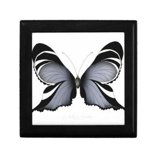 Boîte À Souvenirs Papillon bleu 3 Sulawesi Woodtree