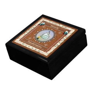 Boîte À Souvenirs Papillon - boîte-cadeau en bois de transformation
