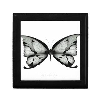 Boîte À Souvenirs Papillon sage alpin