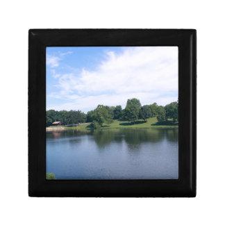Boîte À Souvenirs Parc d'état de Wallace, photo de lac