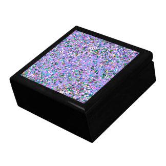 Boîte À Souvenirs Parties scintillantes modernes #6 de poussière